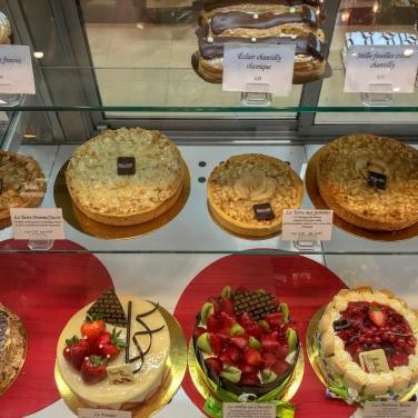 Cakes Close up 2