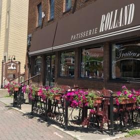 Outside Roland